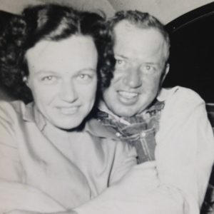 Grandmother and Granddaddy (Bud Thomason)