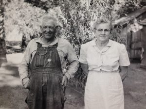 Pappaw and Nanny / Jess and Edith Crowell
