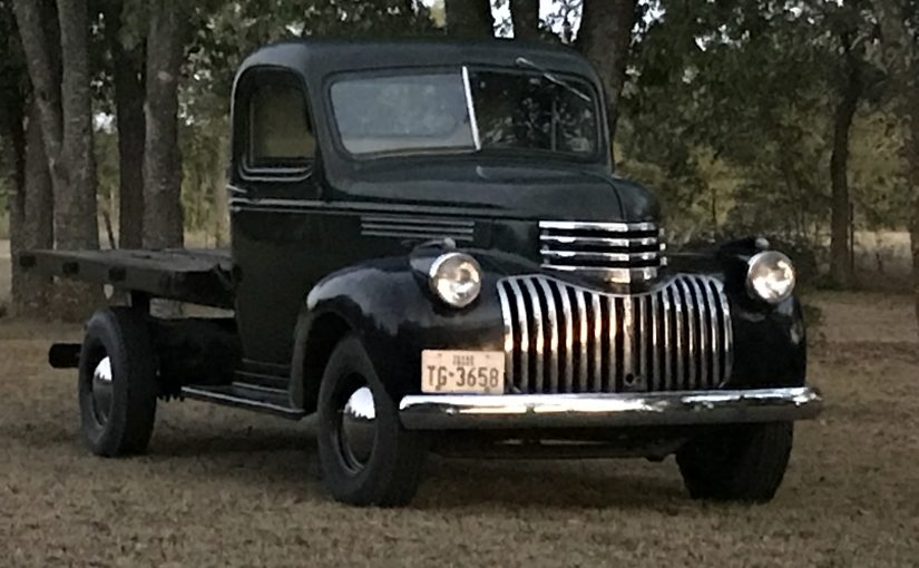 My Heirloom Truck